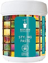 Парфюмерия и Козметика Стайлинг паста за коса № 124 - Bioturm Styling Paste