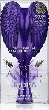 Четка за коса в лилаво - Tangle Angel Brush POP! Purple (18.7 см) — снимка N3