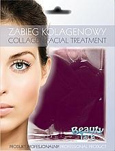 Парфюмерия и Козметика Колагенова терапия за лице с екстракт от грозде - Beauty Face Collagen Hydrogel