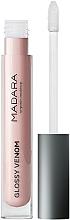 Парфюмерия и Козметика Овлажняващ гланц за устни - Madara Cosmetics Glossy Venom Lip Gloss