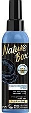 Парфюми, Парфюмерия, козметика Спрей за коса с кокосово масло - Nature Box Coconut Oil Milky Moisture Spray