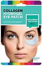 Парфюмерия и Козметика Колагенови пачове за под очи против тъмни кръгове - Beauty Face Collagen Hydrogel Eye Mask