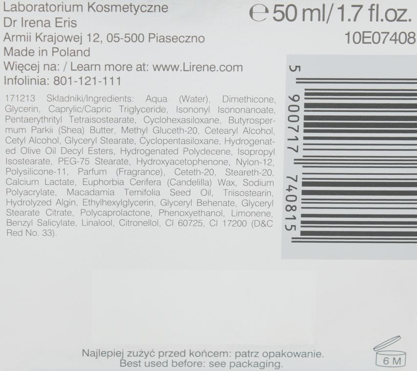 Нощен подмладяващ и възстановяващ крем за лице - Lirene Lab Therapy Ultrafiller Global Repair 15% — снимка N3