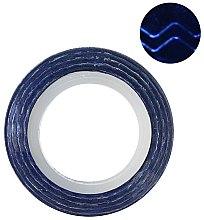Парфюми, Парфюмерия, козметика Декорираща лента за нокти 000373, синя - Ronney Professional