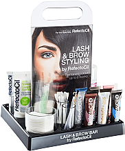 Парфюмерия и Козметика Комплект за боядисване на вежди и мигли - RefectoCil Professional Lash & Brow Styling Bar