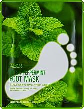 Парфюмерия и Козметика Маска за крака - Tony Moly Fresh Peppermint Foot Mask