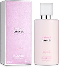 Chanel Chance Eau Vive - Лосион за тяло — снимка N1
