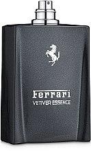 Парфюмерия и Козметика Ferrari Vetiver Essence - Парфюмна вода ( тестер без капачка )