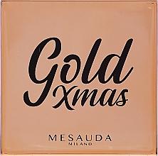 Парфюмерия и Козметика Хайлайтър - Mesauda Milano Gold XMas (тестер)