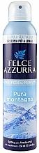 Парфюмерия и Козметика Освежител за въздух - Felce Azzurra Pura Montagna Spray