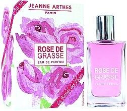 Парфюми, Парфюмерия, козметика Jeanne Arthes Rose de Grasse - Парфюмна вода