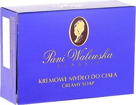 Крем-сапун - Pani Walewska Classic Creamy Soap — снимка N1
