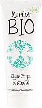 Парфюми, Парфюмерия, козметика Антицелулитен крем за тяло - Marilou Bio Elixir Body Firmness