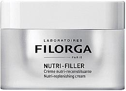 Парфюми, Парфюмерия, козметика Подхранващ крем-лифтинг за лице - Filorga Nutri-Filler Replenishing Cream