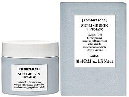 Парфюми, Парфюмерия, козметика Лифтинг-маска за лице - Comfort Zone Sublime Skin Lift Mask
