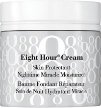 Парфюми, Парфюмерия, козметика Крем за лице - Elizabeth Arden Eight-Hour Cream Skin Protectant Nighttime Miracle Moisturizer