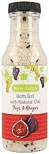 Парфюми, Парфюмерия, козметика Соли за вана с аромат на смокиня и грозде - Belle Nature Bath Salt