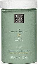 Парфюмерия и Козметика Магнезиеви кристали за вана - Rituals The Ritual of Jing Magnesium Bath Crystals