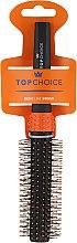Парфюми, Парфюмерия, козметика Четка за коса, черно-оранжева, 2083 - Top Choice