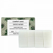 Парфюмерия и Козметика Сапун за ръце - Comfort Zone Sacred Nature Soap