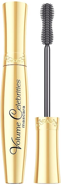 Спирала за мигли 3в1 - Eveline Cosmetics Volume Celebrities Mascara