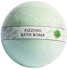"""Парфюмерия и Козметика Бомбичка за вана """"Лимонова трева"""" - Kanu Nature Bath Bomb"""