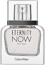 Парфюмерия и Козметика Calvin Klein Eternity Now - Тоалетна вода
