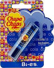 Парфюмерия и Козметика Балсам за устни - Bi-es Chupa Chups Cola