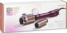 Парфюмерия и Козметика Електрическа четка-сешоар за коса, 650 W - BaByliss AS950E