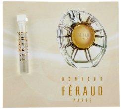 Парфюмерия и Козметика Louis Feraud Bonheur - Парфюмна вода (мостра)