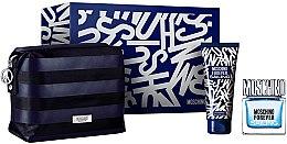 Парфюми, Парфюмерия, козметика Moschino Forever Sailing - Комплект(edt/50ml + sh/gel/100ml + bag)