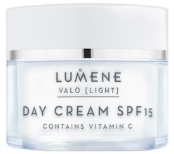 Парфюми, Парфюмерия, козметика Дневен крем за озарена кожа - Lumene Valo Vitamin C Day Cream SPF15