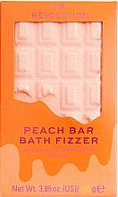 "Парфюми, Парфюмерия, козметика Бомбичка за вана - I Heart Revolution Chocolate Bar Bath Fizzer ""Peach"""