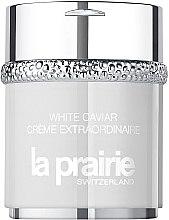 Парфюмерия и Козметика Хидратиращ крем за лице и шия - La Praire White Caviar Creme Extraordinaire