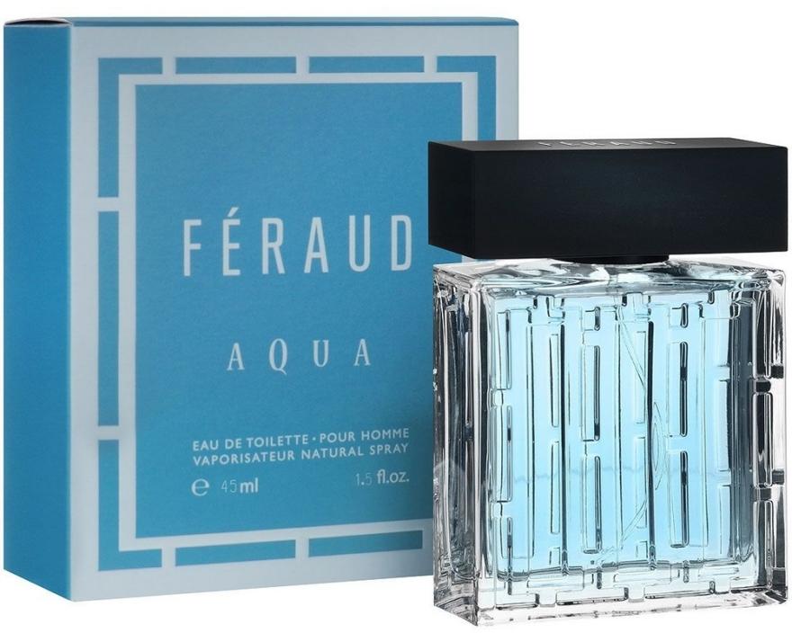 Feraud Aqua - Тоалетна вода — снимка N1
