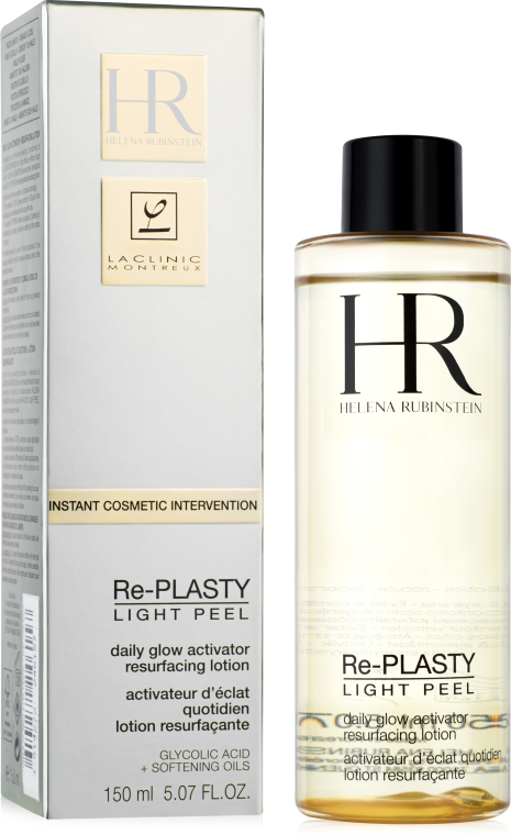 Пилинг-лосион за лице - Helena Rubinstein Re-Plasty Light Peel Lotion — снимка N1