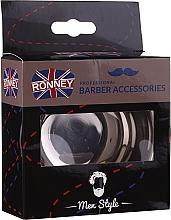 Парфюмерия и Козметика Чаша за бръснене - Ronney Professional Barber Accessories Men Style
