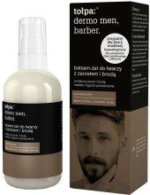 Парфюмерия и Козметика Лосион-гел за брада - Tolpa Dermo Men Barber