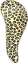 Парфюмерия и Козметика Четка за лесно разресване - KayPro Dtangler Brush Leopard Yellow