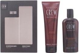 Парфюми, Парфюмерия, козметика Комплект за коса - American Crew Daily Duo Gift Set (шампоан/250ml + стилизиращ крем/250ml)