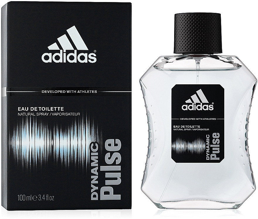 Adidas Dynamic Pulse - Тоалетна вода — снимка N2