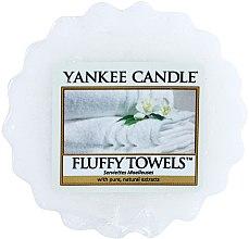 Парфюми, Парфюмерия, козметика Ароматен восък - Yankee Candle Fluffy Towels Tarts Wax Melts
