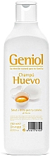 Парфюмерия и Козметика Яйчен шампоан за коса - Geniol Nourishing Shampoo