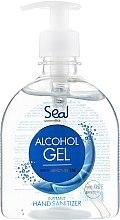 Парфюми, Парфюмерия, козметика Антибактериален гел за ръце - Seal Cosmetics Alcohol Gel Hand Sanitizer