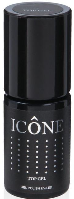 Топ лак за нокти - Icone Gel Polish UV/LED Top Gel