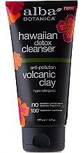Парфюмерия и Козметика Измиващ гел за лице - Alba Botanica Hawaiian Detox Cleanser
