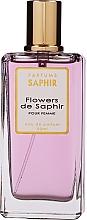 Парфюмерия и Козметика Saphir Parfums Flowers de Saphir - Парфюмна вода