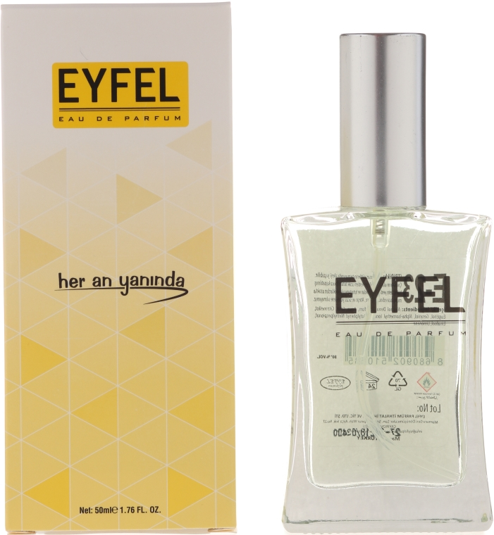 Eyfel Perfume E-23 - Парфюмна вода — снимка N1