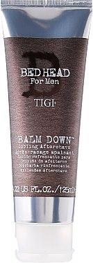 Лосион за след бръснене - Tigi The Body Bed Head For Men Balm Down Colling Aftershave — снимка N1