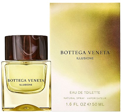 Bottega Veneta Illusione Pour Homme - Тоалетна вода — снимка N1